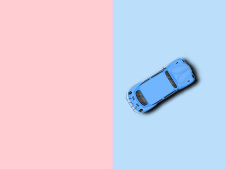 Banner, Blue, Car, Card, Colored, Colorful, Contrast