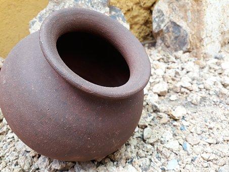Jug, Clay, Pot, Clay Pot, Ceramics, Craft, Handicraft