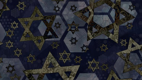 Star Of David, Magen David, Jewish, Judaism, Hanukkah