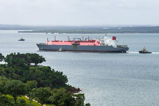 Ship, Shipping, Boats, Sea, Ocean, Transport