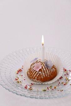 Cake, Sweet, Dessert, Candle, Birthday Cake, Birthday