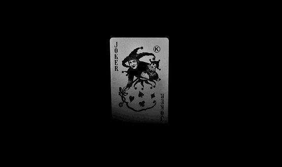 Joker, Cards, Poker, Gambling, Casino, Play, Luck, Card
