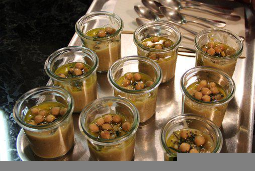 Www Cucinaamoremioit, Finger Food, Chickpeas
