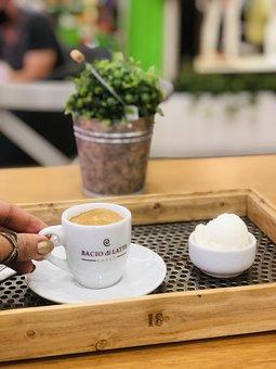 Coffee, Ice Cream, Good Morning
