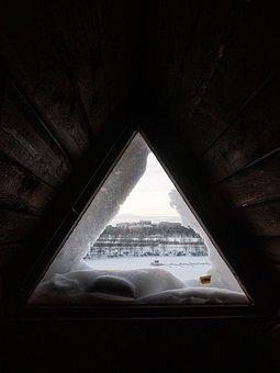 Triangle Window, Window, Triangle, Triangles