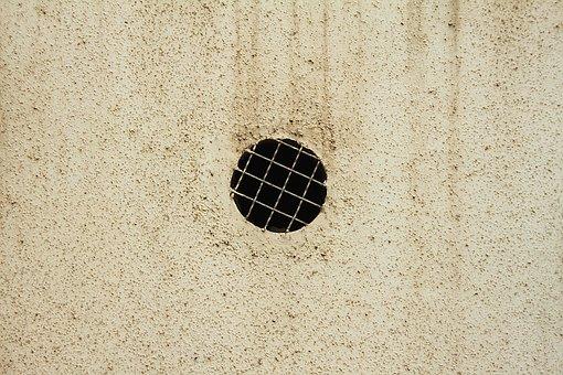 Hole, Wall, Air, War, Bunker, Shelter, Israel