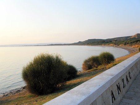Turkey, Anzac Cove, Gallipoli, Anzac, 1915, Turkish
