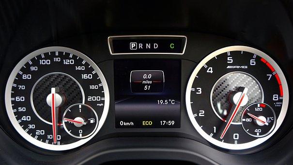 Mercedes-benz, Car, Clocks, Transport, Auto, Mercedes