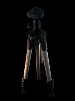 Tripod, Camera, Camcorder, Accessory, Photography