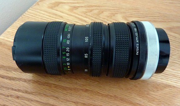 Camera, Lens, Vivitar, Photography, Photographer