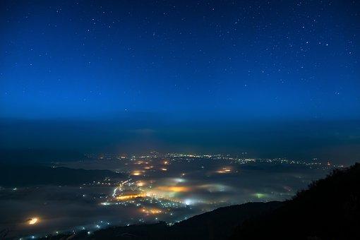 Japan, Kumamoto, Sea Of Clouds, Cloud, Sea Of clouds