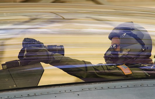 Fighting Falcon, F 16 D, Cockpit, Journalism