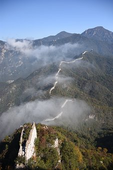 The Great Wall, Cloud, Nock, Fog