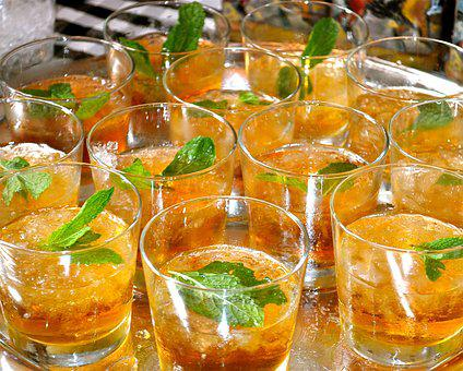 Mint Juleps, Mint, Alcohol, Kentucky Derby, Horse Races