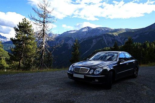 Mercedes, Merc, Car, Transport