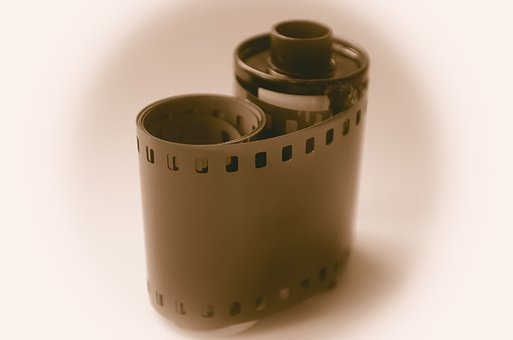Film Camera, Photographing, Developing, Monument, Old