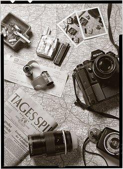 Black, Black And White, Black And White Photo, Nikon