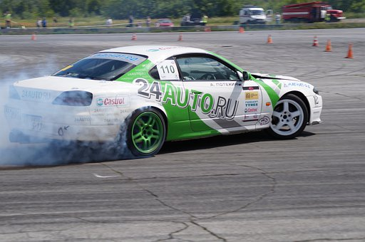 Nissan Silvia, Drift Competition
