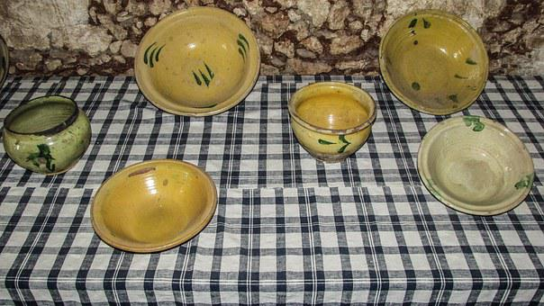 Cyprus, Old House, Kitchen, Houseware, Traditional