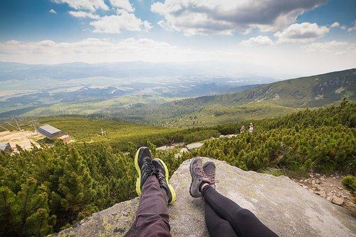 Wild, People, Outdoors, View, Sport, Healthy, Adventure