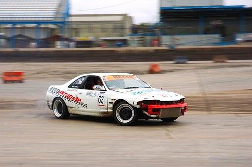 Nissan Skyline, Drift, Car, Race, Tuned, Show, Speed