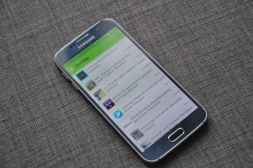 Samsung, Galaxy S6, Android, Smartphone, Google