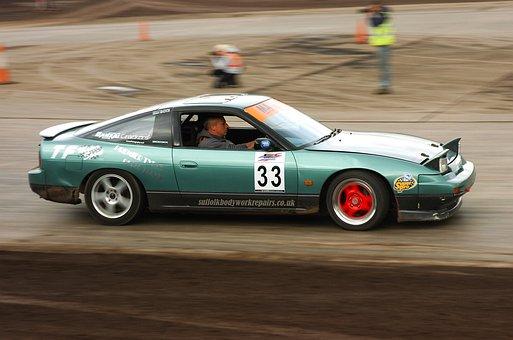 Nissan, Drift, Car, Race, Tuned, Show, Speed