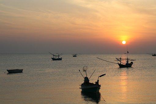 Morning Has Come, Dawn, Dusk, Sunset, Sunrise, Ocean