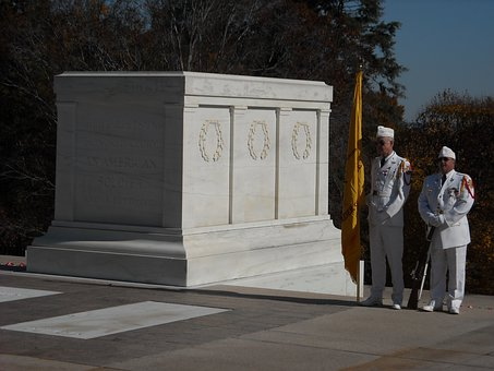 Tomb, Guard, Unknown Soldier
