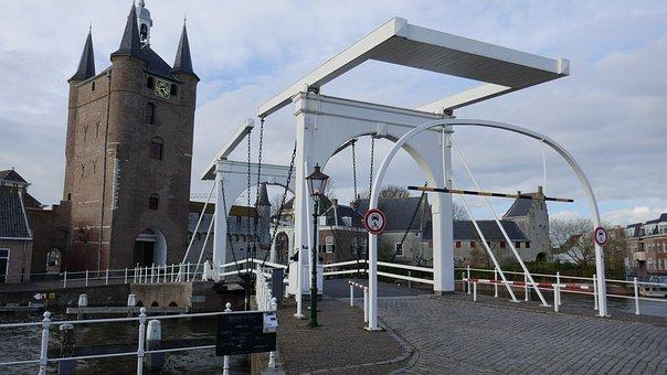 Brücke, Niederlande, Historie