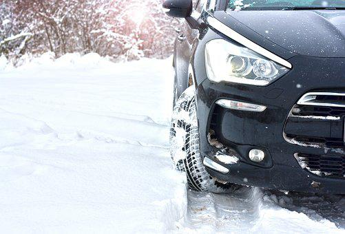 Winter, Tire, Tires, Snow, Auto, Vehicle, Automobile