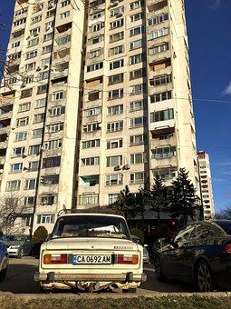 Lada, Made In Russia, Russian, Socialism, Communism