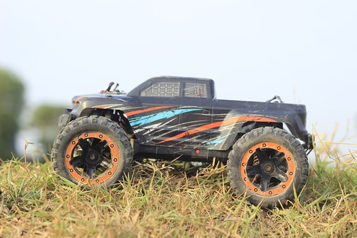 Toy, Rc, Cambodia, Jeep