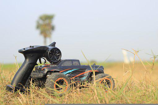 Remote Control, Car, Toy, Offroad, Fast