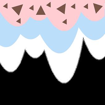 Boba, Pastel, Ice Cream, Cool, Chocolate, Brown, Sweet