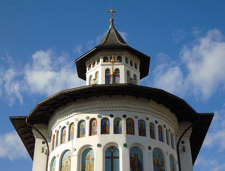 Church, Orthodox, Romania, Bucuresti