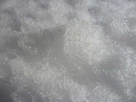 Snow, Winter, Ice Crystal