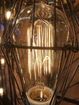 Lightbulb, Idea, Light, Energy