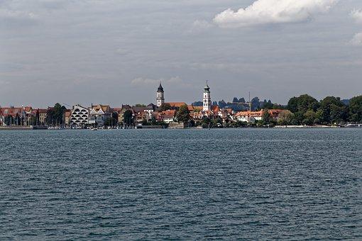 Lindau, Lake Constance, Shipping