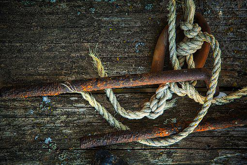 Decay, Junk, Rope, Spikes, Sun Bleached, Rust