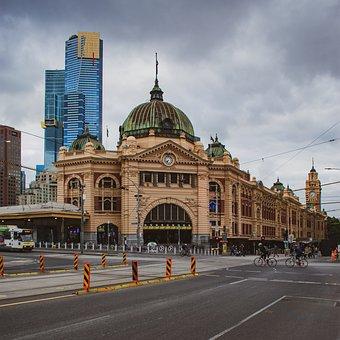 Flinders Street Station, Flinders Street, Melbourne