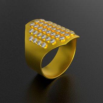 Ring, Diamond, Jewelry, Wedding, Jewellery, Love