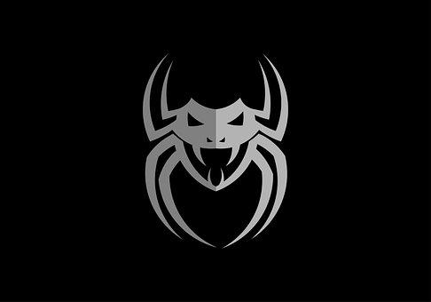 Logo, Snake, Spider, Illustrator