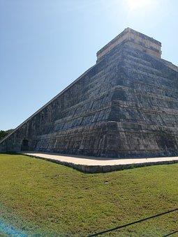 México, Chichén Itzá, Maya, Pyramid, Yucatan, Monument