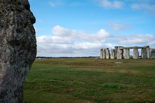 Stonehenge, England, Prehistoric Times, Stone Circle