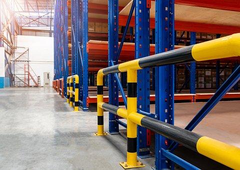 Black, Yellow, Blue, Bay, Storeroom, Deliver, Storage