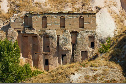 Cappadocia, Museum, House, Stone, Göreme, Unesco