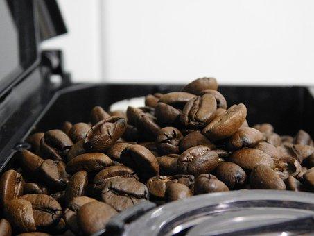 Coffee, Beans, Coffee Beans, Caffeine, Aroma