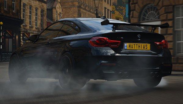 Bmw, Auto, Pkw, Coupe, Car Model, Design