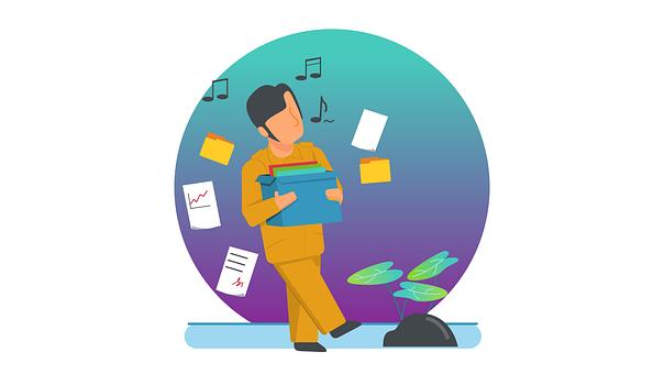 Work, File, Files, Folder, Office, Documents
